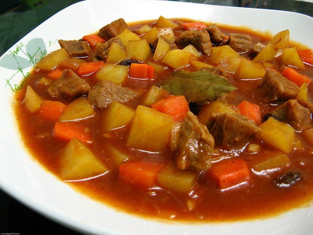 Beef Mechado – Filipino Beef Stew Recipe