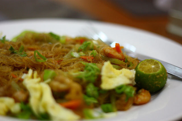 Pancit Bihon Filipino Recipe
