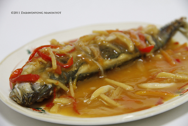 Fish Escabeche