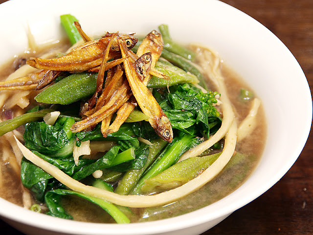 Dinengdeng Vegetable Recipe