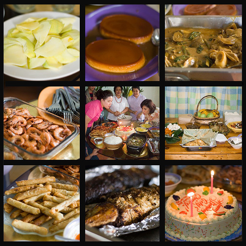Filipino Recipes, Dishes and Delicacies