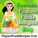 Featured Food Blog At FilipinoFoodsRecipes.Com