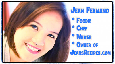 Featured Filipino Food Blog – Jean's Recipes