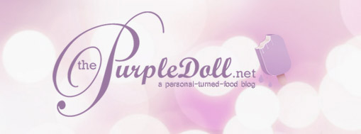 Featured Filipino Food Blog – The Purple Doll