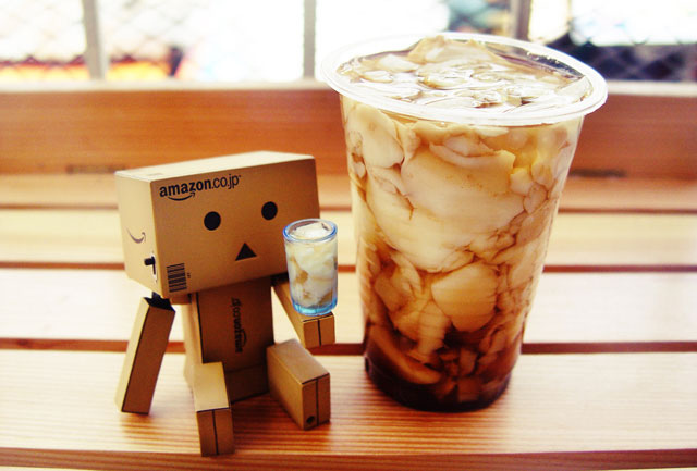 Taho Filipino Drink And Snack