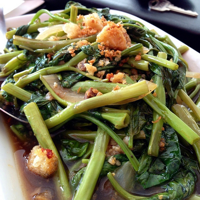 Adobong Kangkong Filipino Food For Diabetic