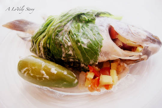 Sinanglay Na Tilapia Filipino Recipe