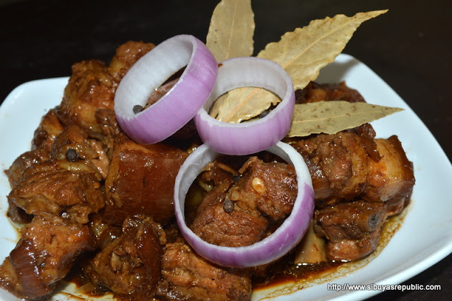 Easy Pinoy Adobo Recipe