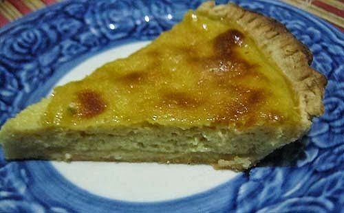 Egg Pie Filipino Recipe