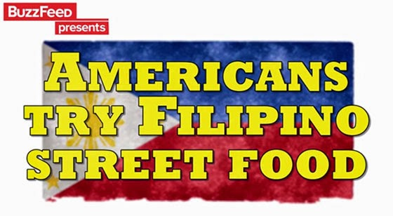 When Americans Try Filipino Street Foods