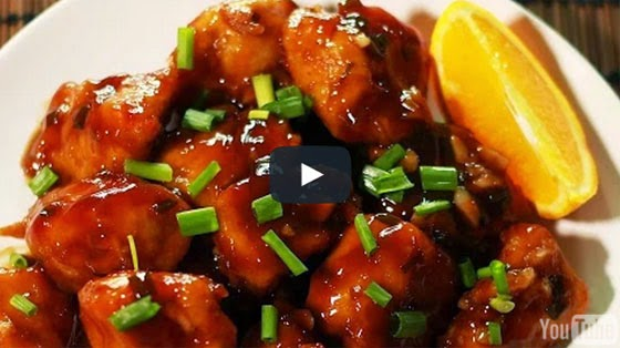 WATCH: How to Cook Orange Chicken Filipino Style