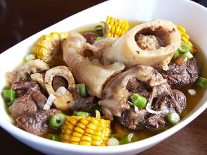 Bulalo Filipino Recipe (Beef Marrow Stew)