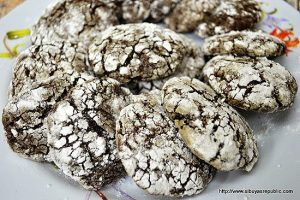 Easy Chocolate Crinkles Recipes