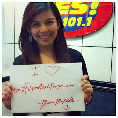 DJ Maria Maldita Food Blog Interview – Know More About Her Food Trips And Favorite Filipino Recipes