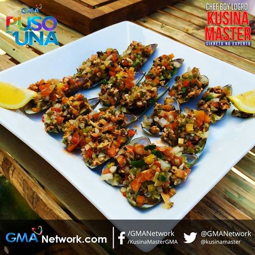 Mussels with Fresh Salsa Recipe
